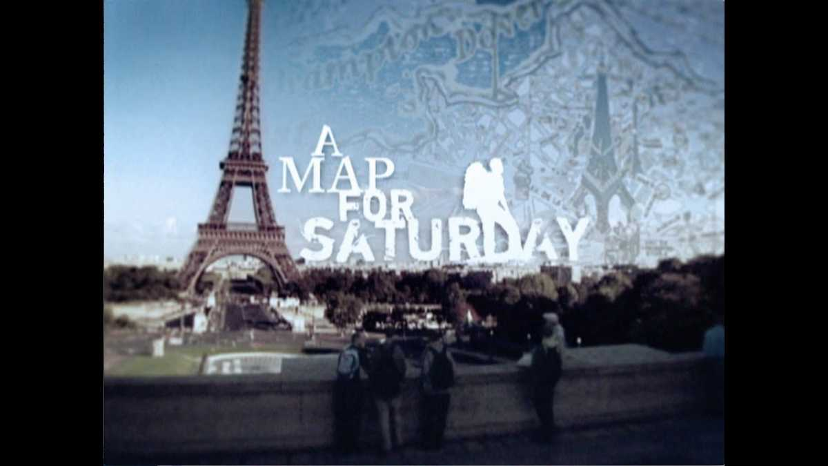 A Map For Saturday, travel documentaries