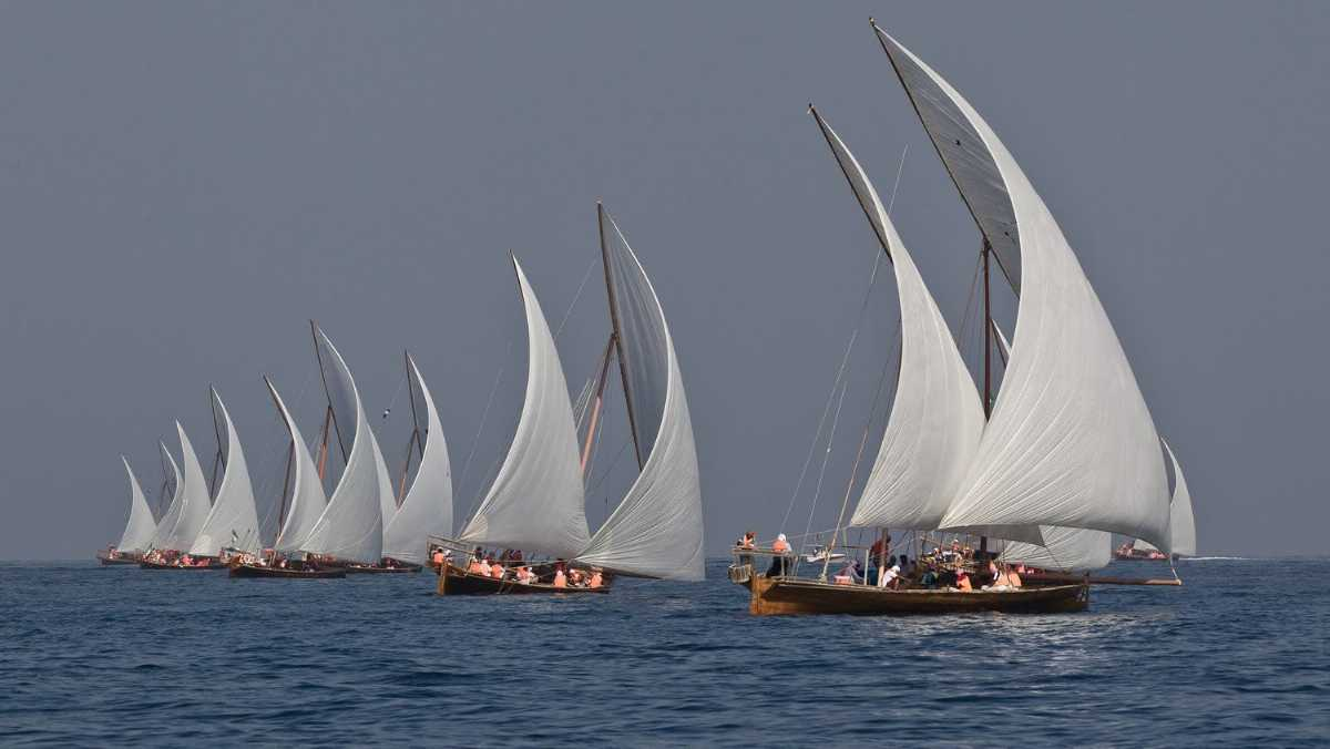 Dhow Race, Festivals in Dubai