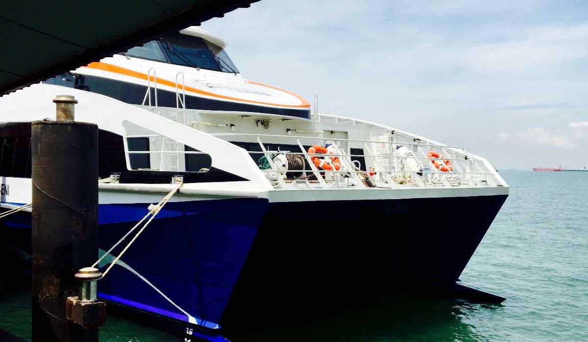 Bintan Resort Ferries, Boating in Singapore