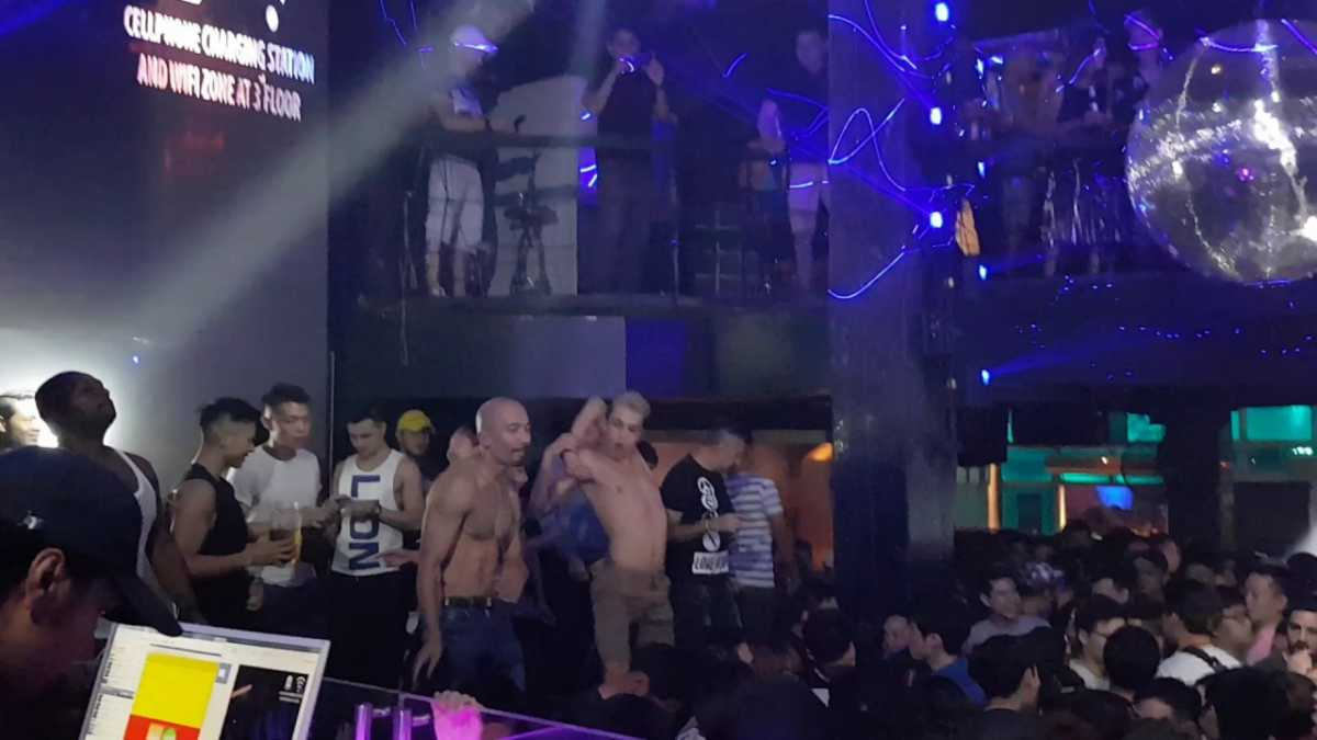 DJ Station, Gay Bars In Bangkok