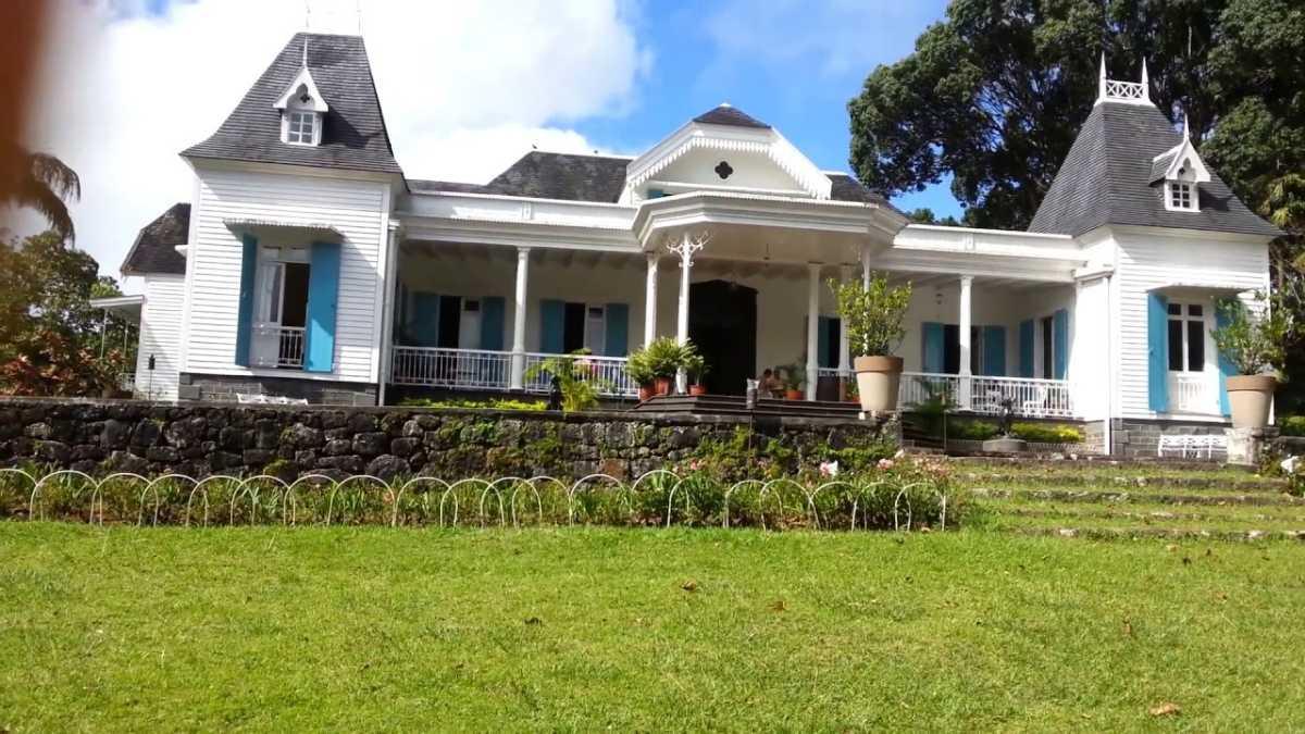 Domaine de Aubineaux, Mauritius