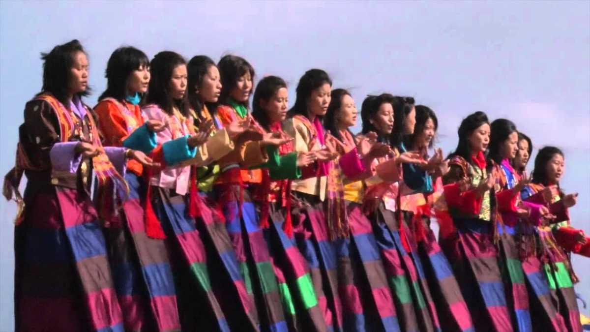 Cultural Dance of Bhutan