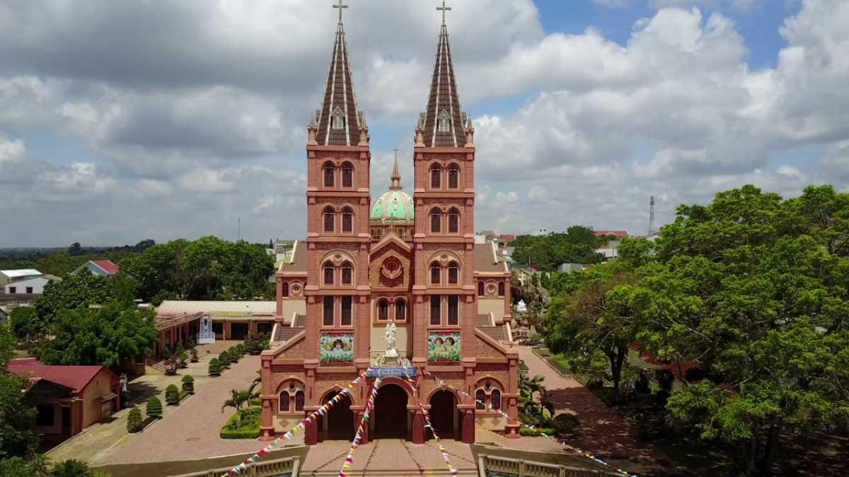 Buon Ho Church Vietnam