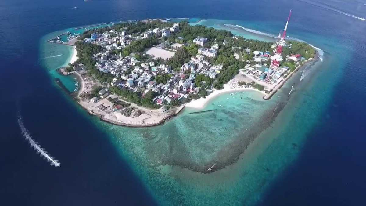 Villingili Island