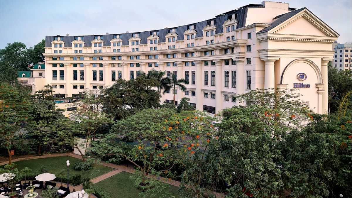 Hilton Hanoi Opera, French Influence on Architecture in Vietnam
