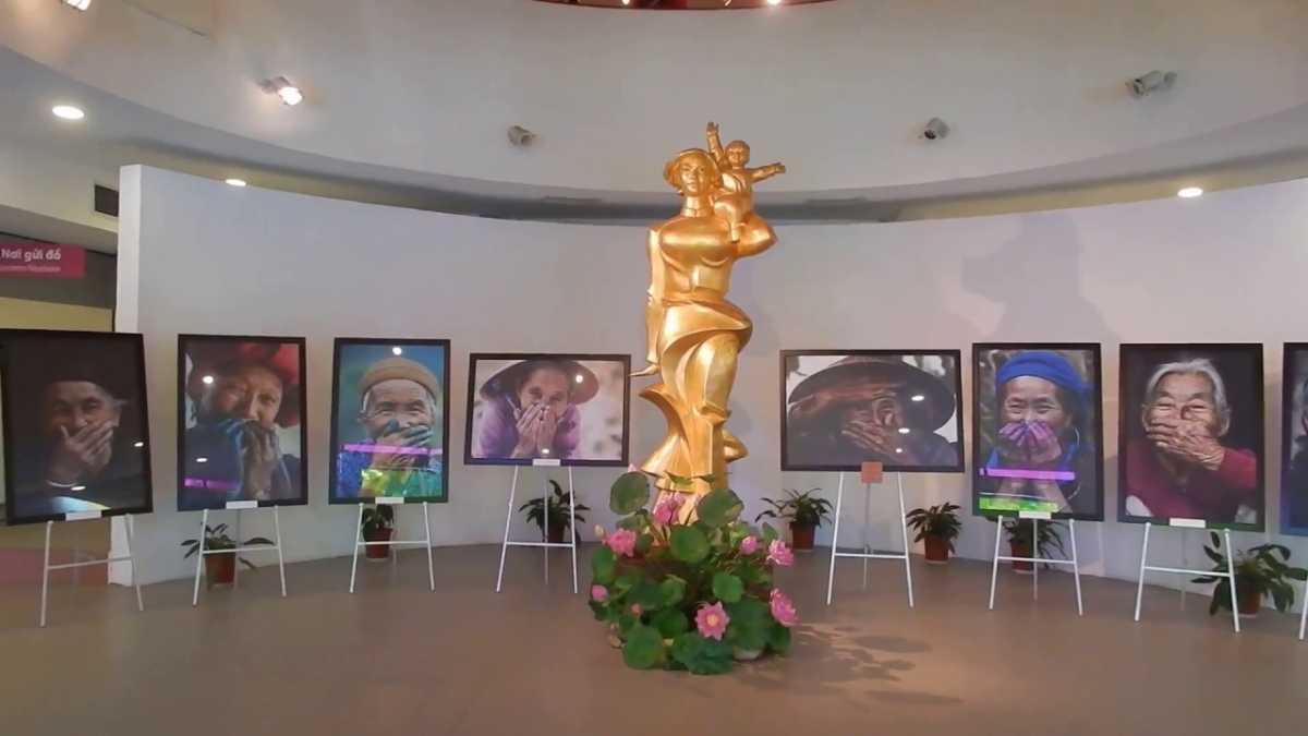 Vietnamese Women's Museum Hanoi