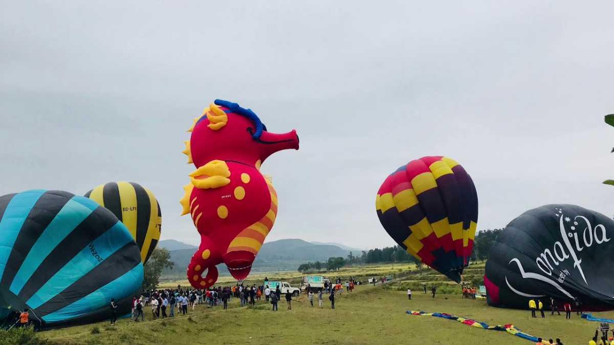 Araku Balloon Festival