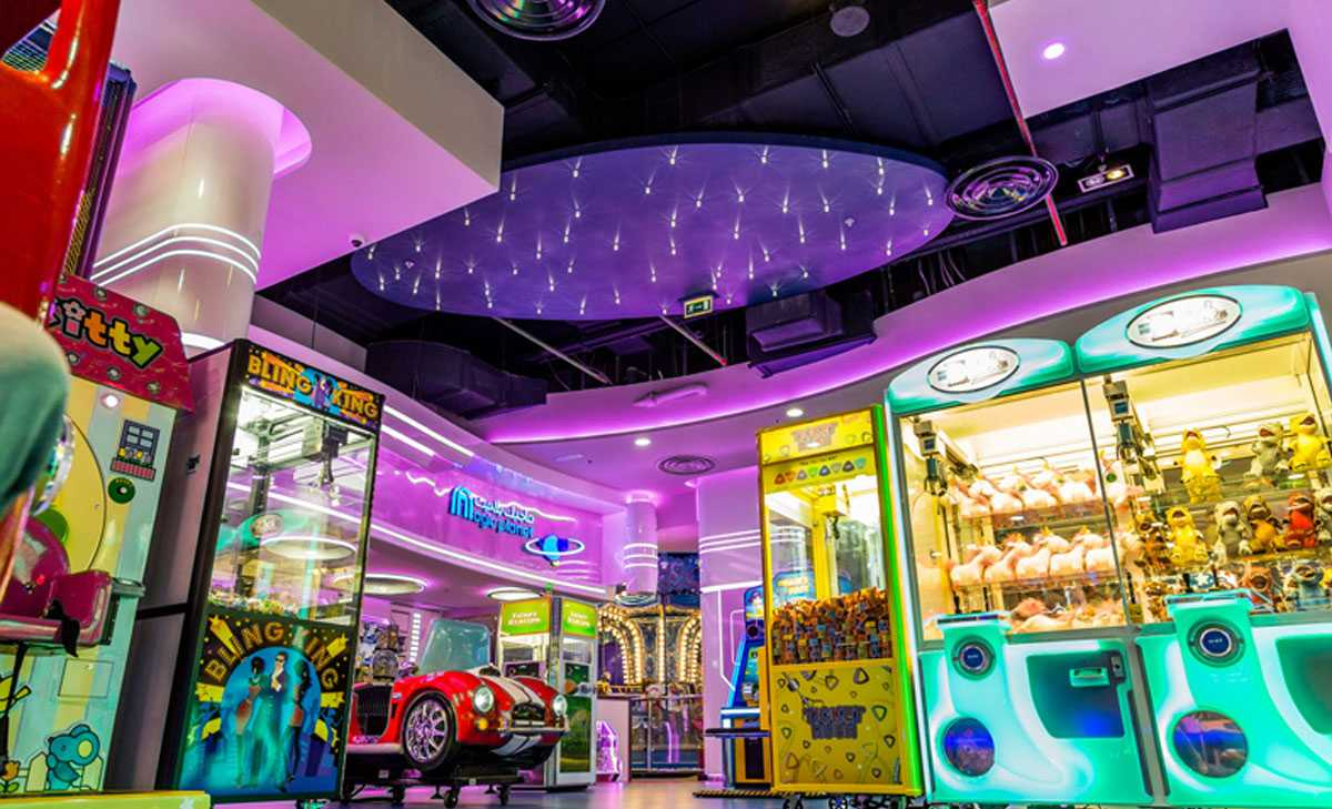Magic Planet at Mall of the Emirates