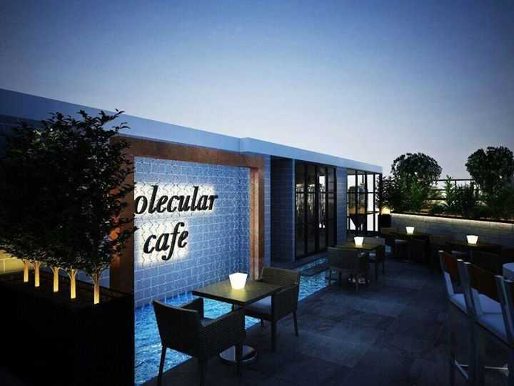 Molecular Cafe, Nightlife in Gurgaon