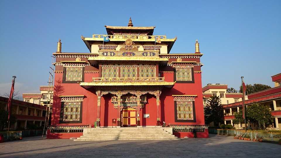 Shenchen Tennyi Daryeling Monastery, Kathmandu monasteries