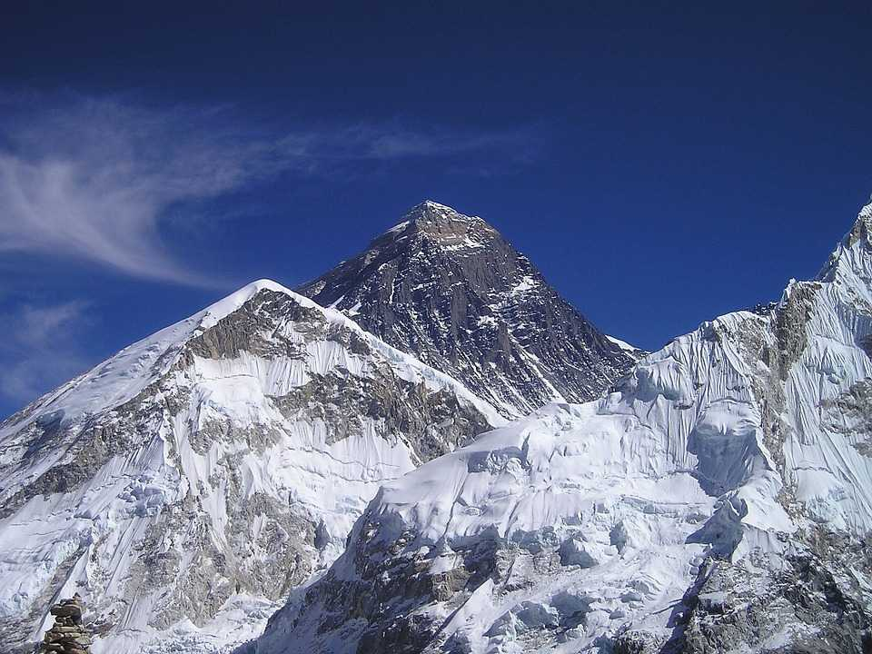 Mount Everest, facts about india