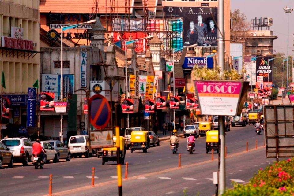 shopping in bangalore, shopping places in bangalore, MG road