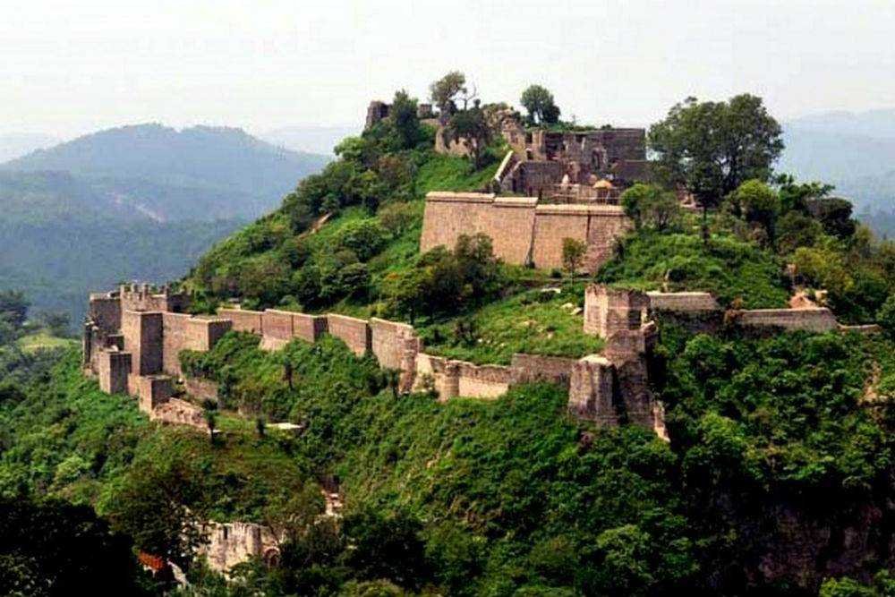 Image result for kangra fort images