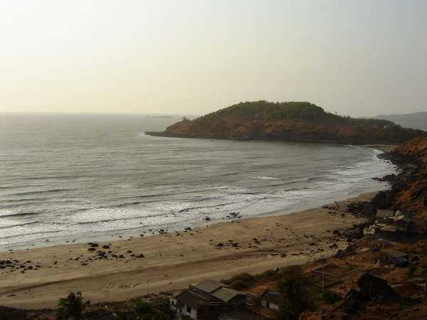 Murud-Janjira in winter