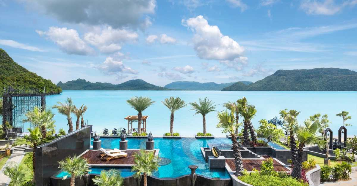 The St. Regis Bar, Langkawi