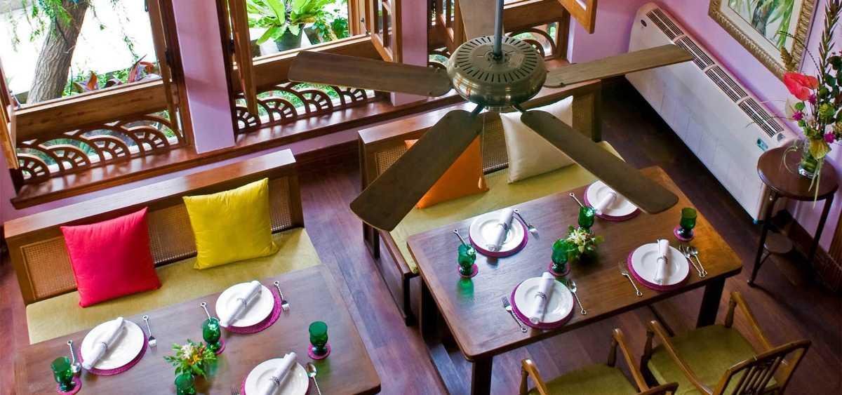 Na Aroon, Vegetarian Restaurants in Bangkok