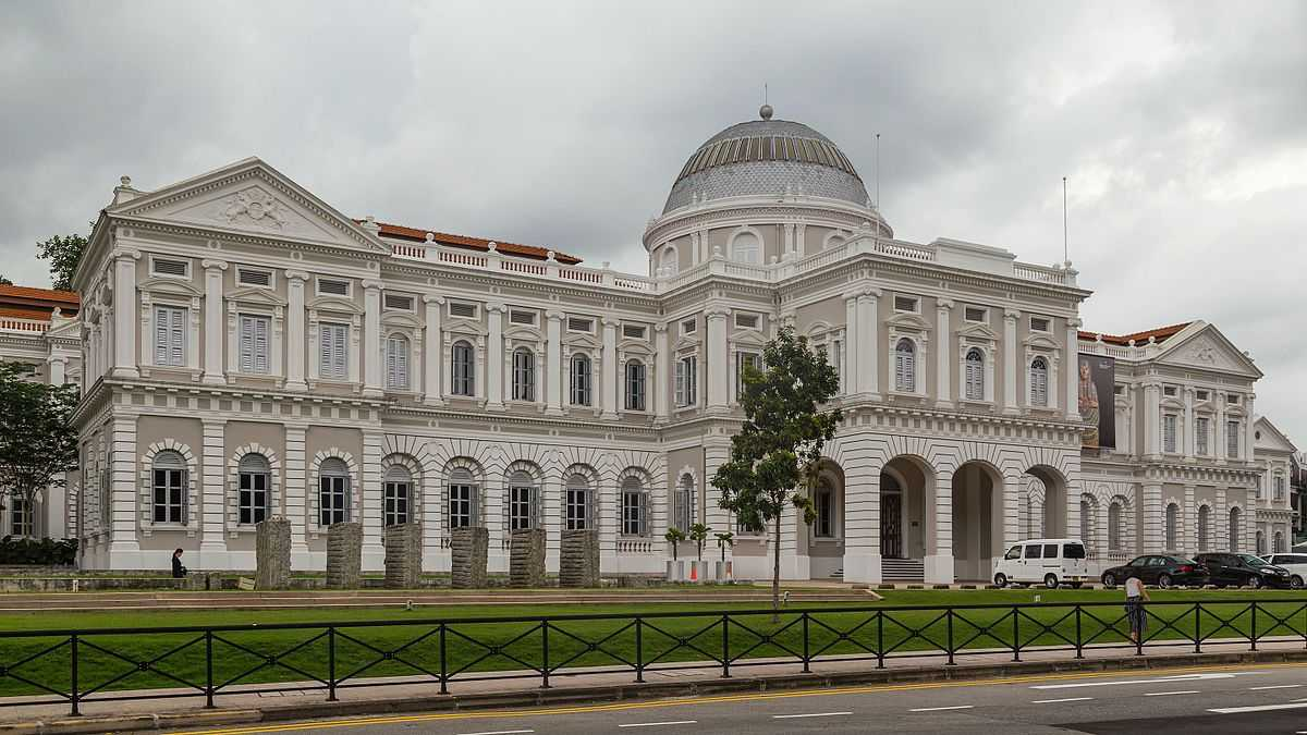 National Museum of Singapore, Singapore in September