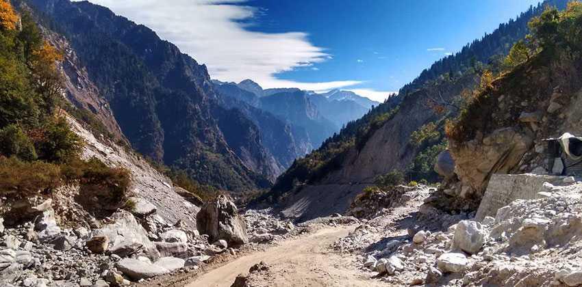 Jadung Valley