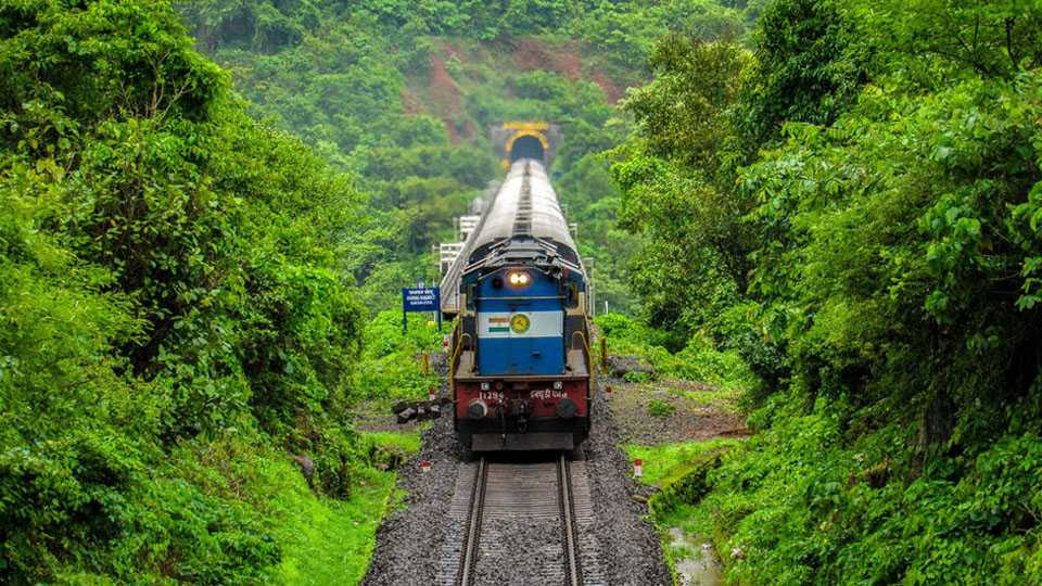 Bangalore to Coorg via Train