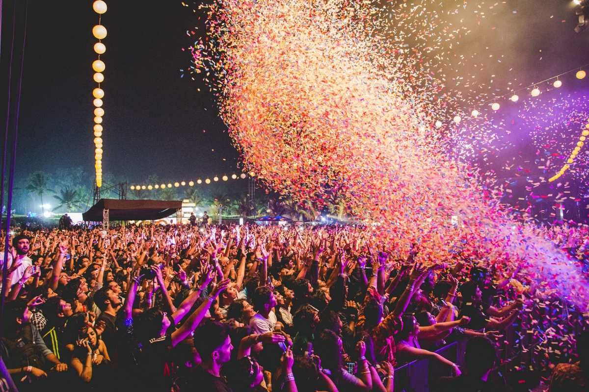 music festivals in india, NH7