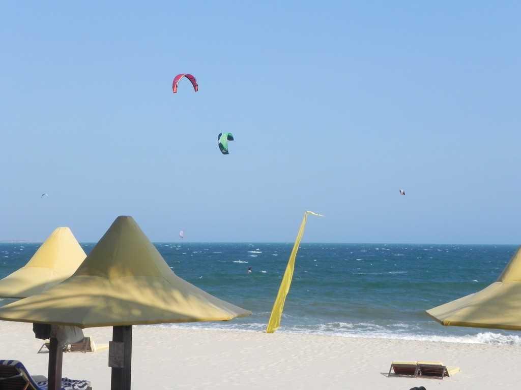 Nha Trang Kitesurfing in Vietnam