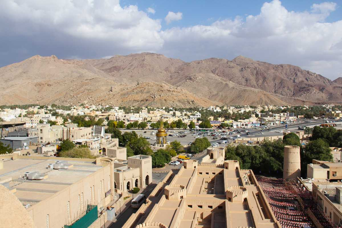 Nizwa, Landscapes of Oman