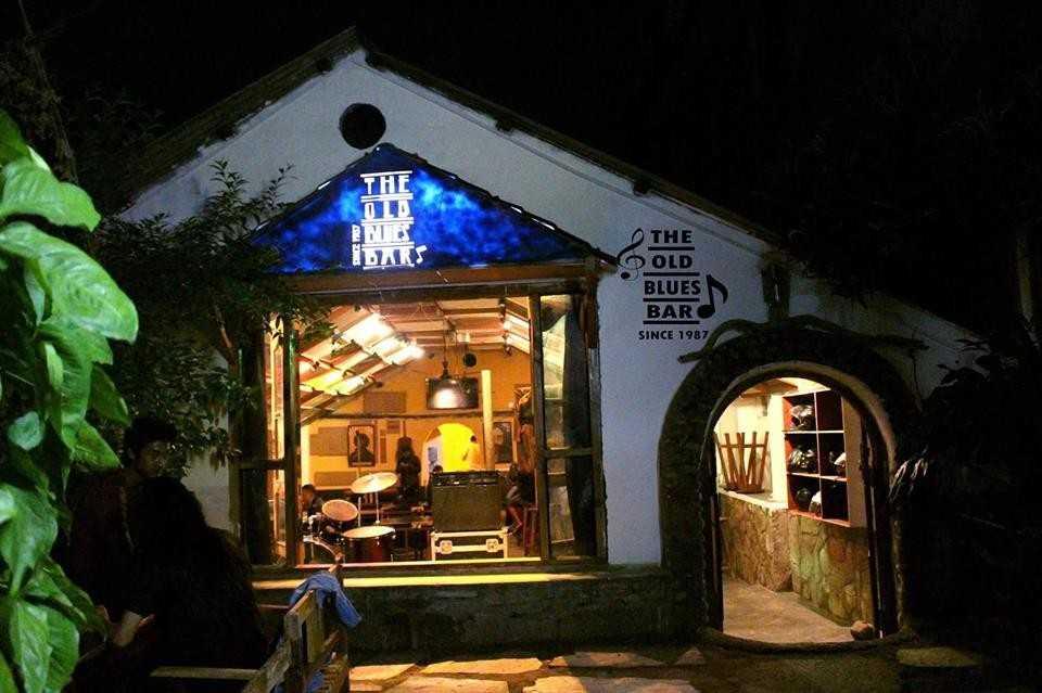 Old Blues Bar, Nightlife in Pokhara