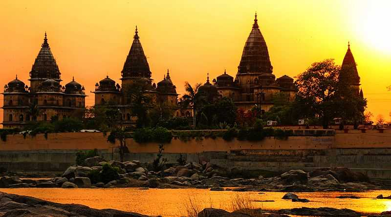 Orchha in Summer