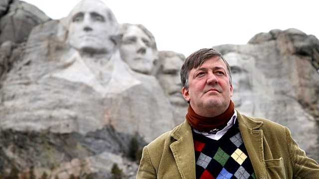 Stephen Fry in America on Netflix