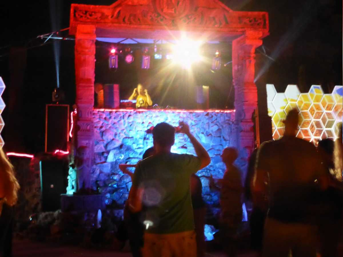 Leopard Valley, Night clubs in Goa