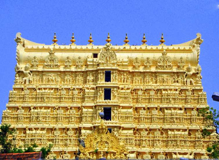 Padmanabaswamy Temple, facts about kerala