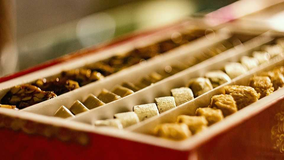 Sweets, Shopping in Jammu