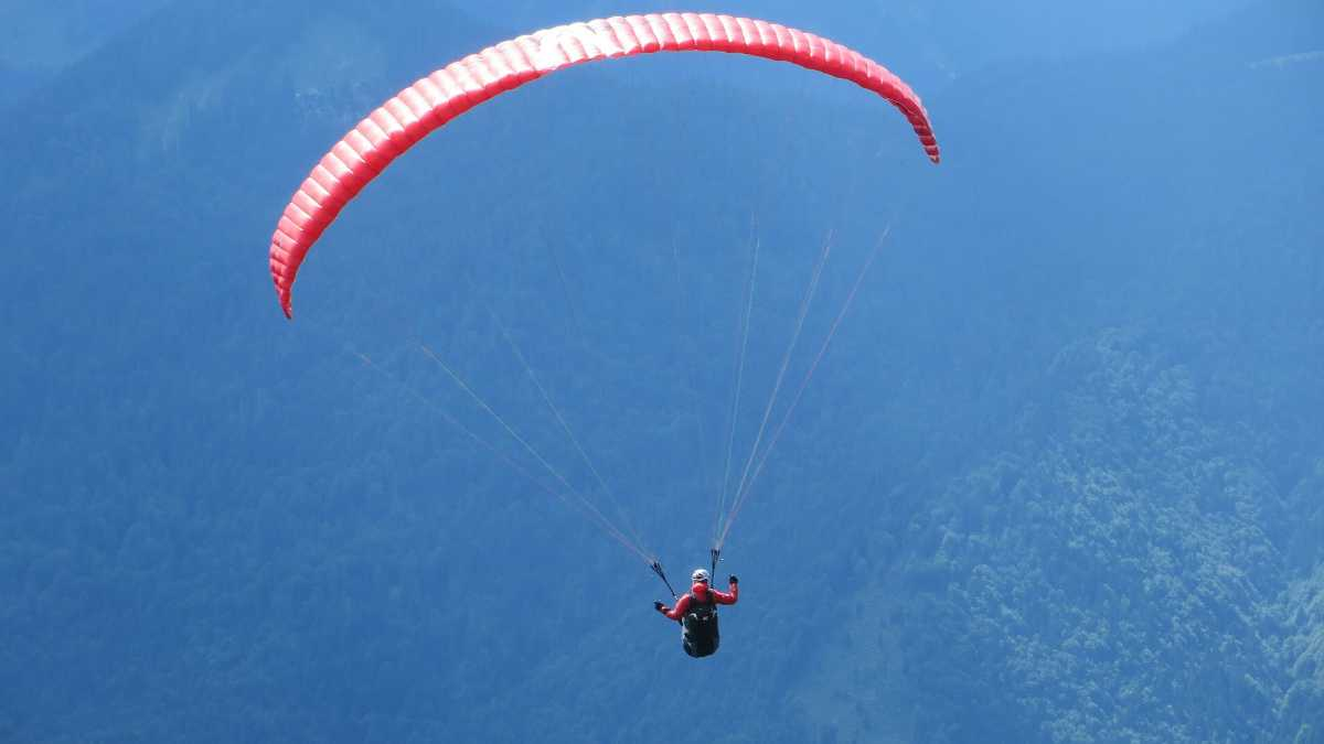 Paraglider Paragliding