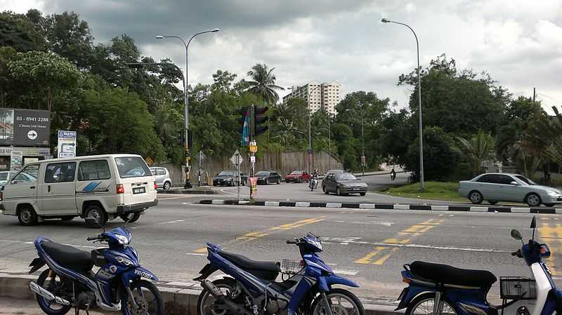 Parking rules in Malaysia