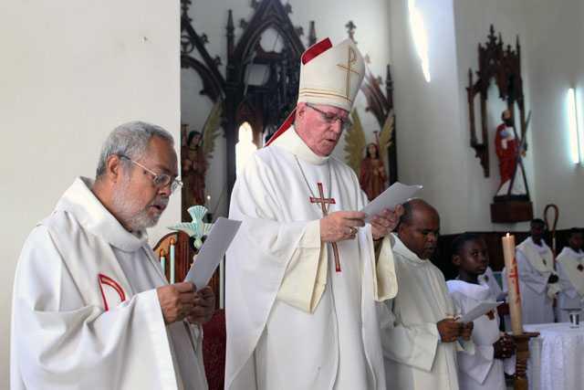 Roman Catholicism in Seychelles, Religion in Seychelles