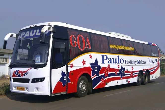 Goa to Hampi by Bus