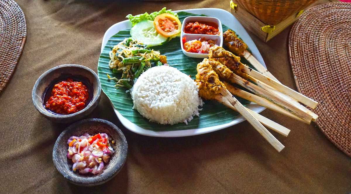 Local Food in Bali