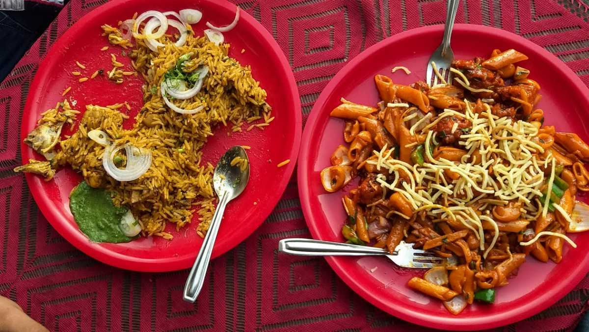 Chinese Fast Food, Street food in Goa