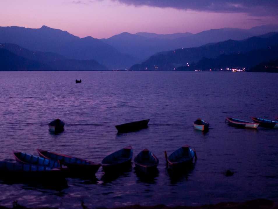Phew Lake, Pokhara Nightlife