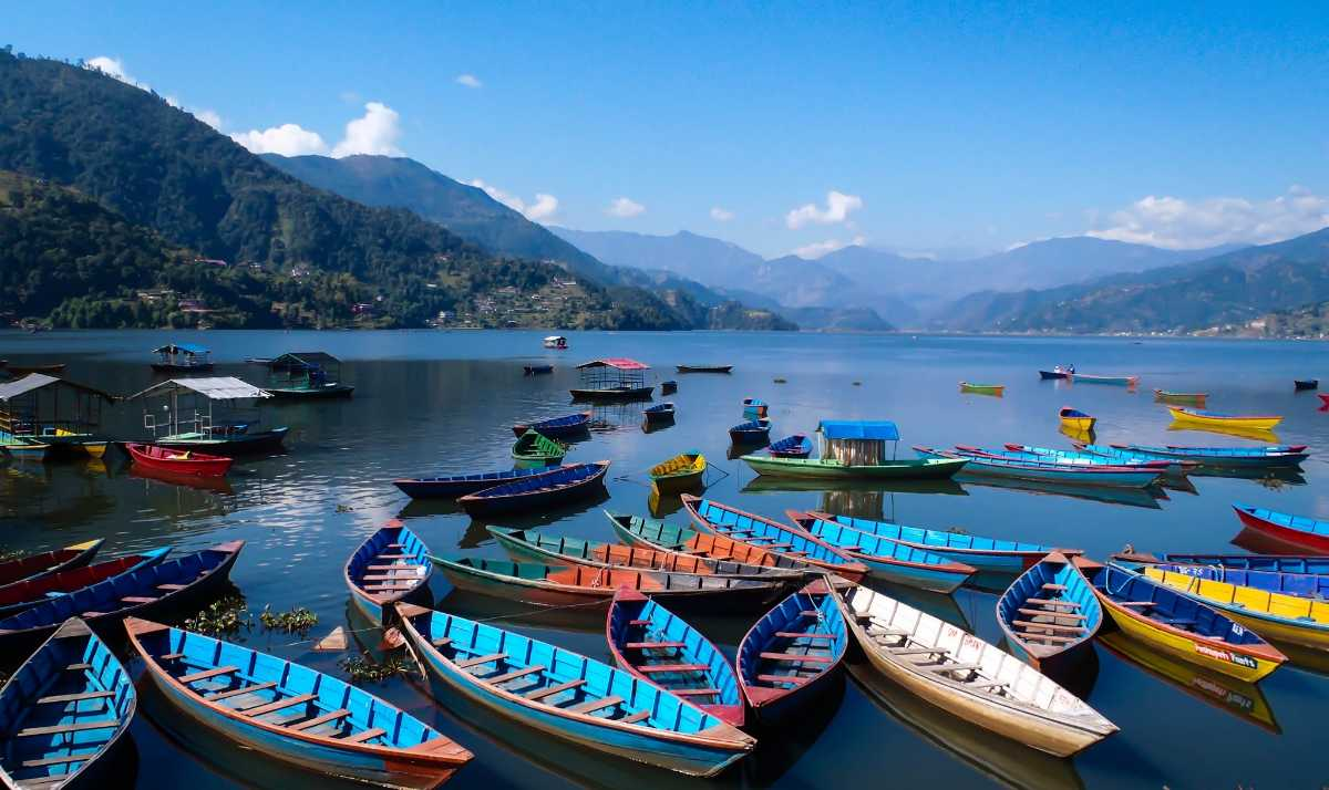 Phewa Lake, Beautiful Places of Nepal for visit