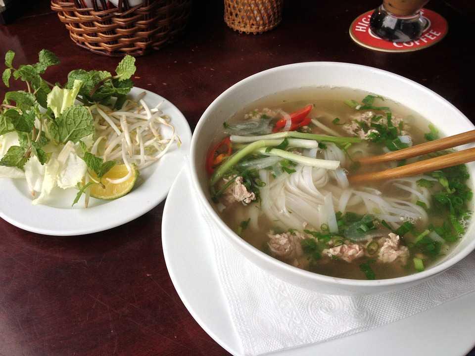 Street Food in Vietnam, Pho