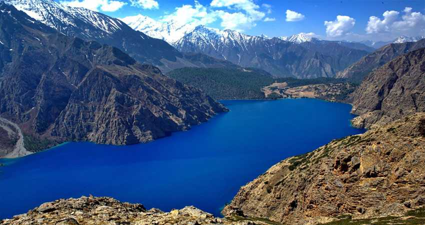 Phosundo Lake, Beautiful Places in Nepal