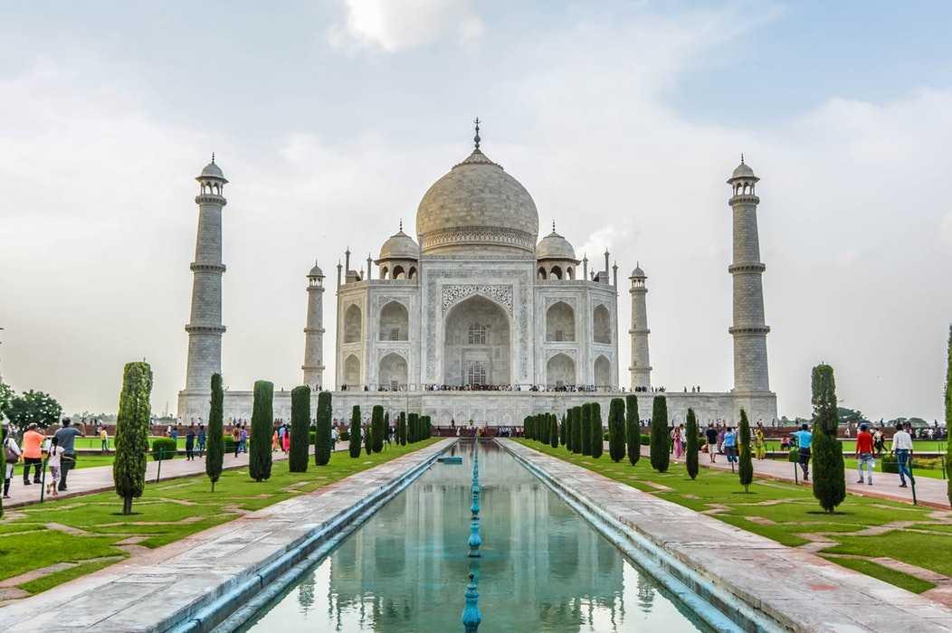 Historical Attractions - Taj Mahal