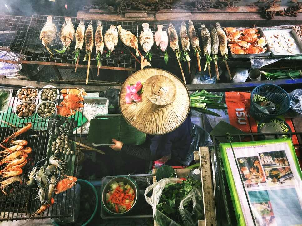 Offbeat Culinary Experiences In Thailand