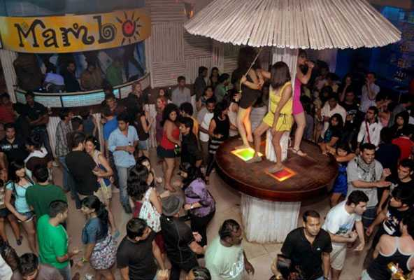 Cafe Mambos, Night Clubs in Goa