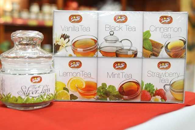 SeyTe tea factory Seychelles