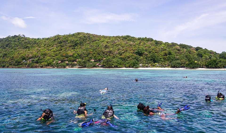 Snorkelling in Phuket, Snorkelling in Phuket