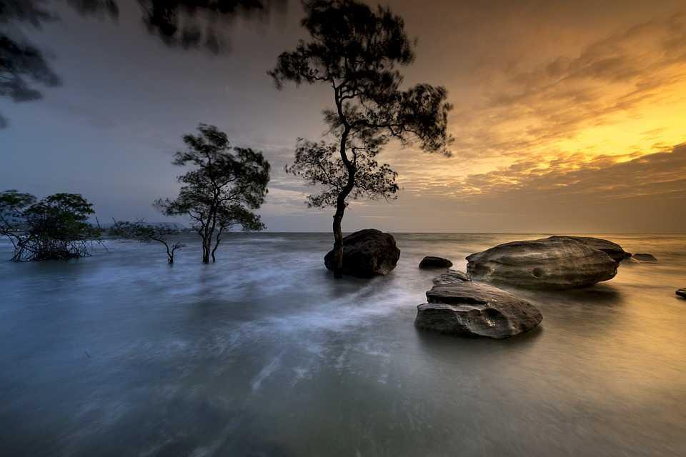 Phu Quoc Island, Landscape of Vietnam