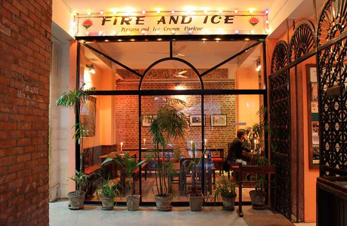 Fire and Ice Restaurant, Thamel