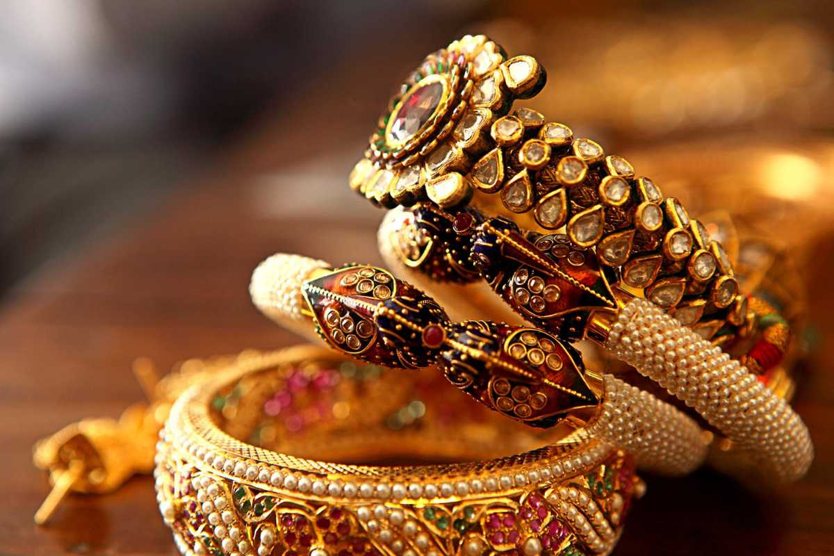 Gold Bangles, Facts about kerala